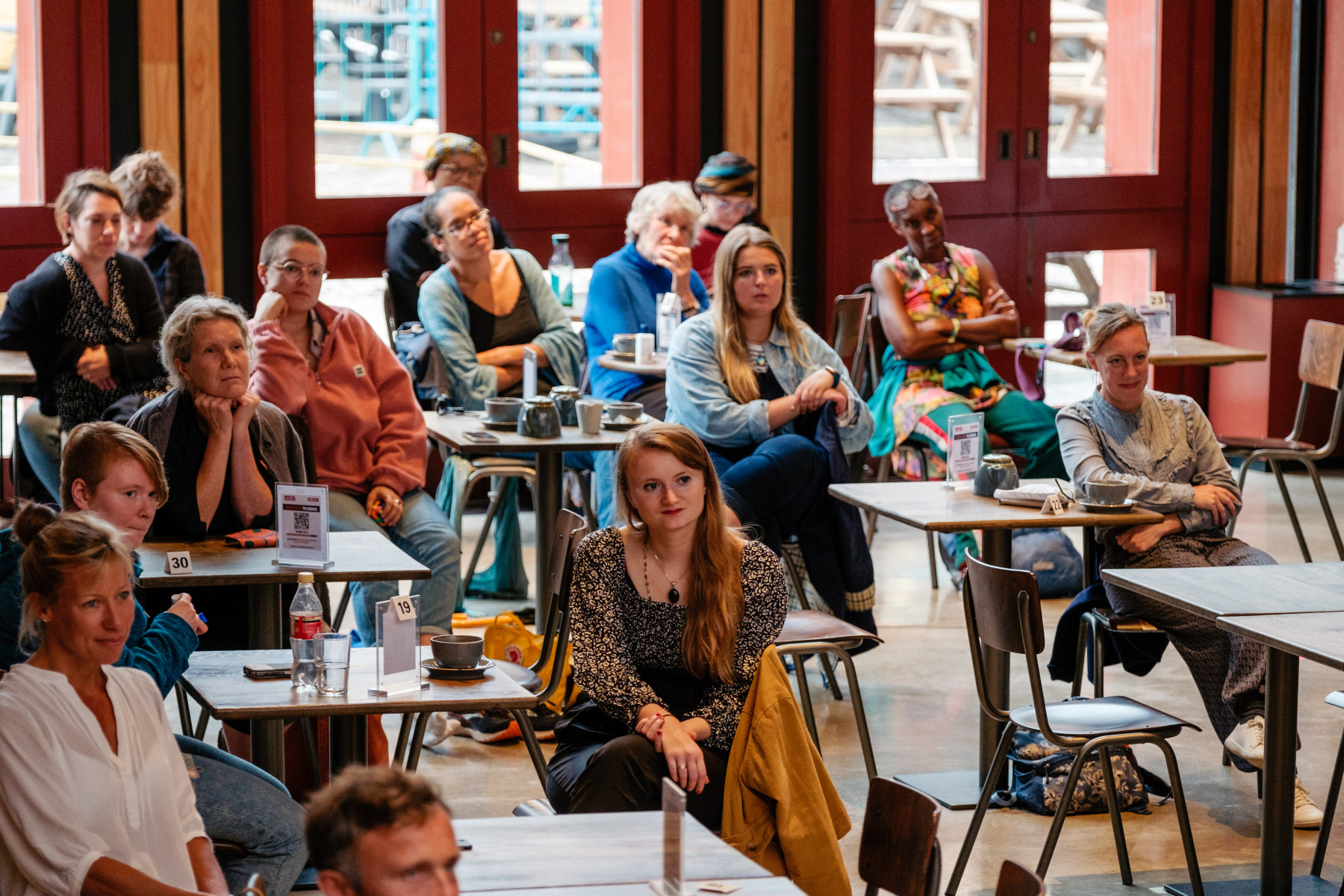 Bristol Ideas audience