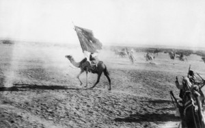 Photograph by T E Lawrence