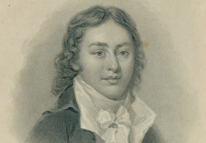 Portrait of Coleridge