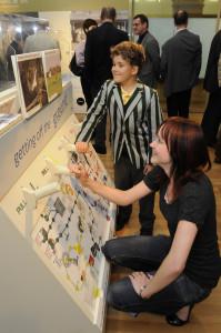 Exhibition on flight
