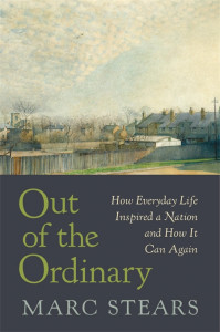 Book cover of Out of the Ordinary by Marc Stears