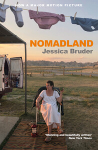 Book cover of Nomadland by Jessica Bruder
