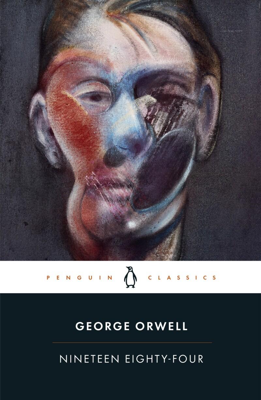 1984 Penguin edition cover