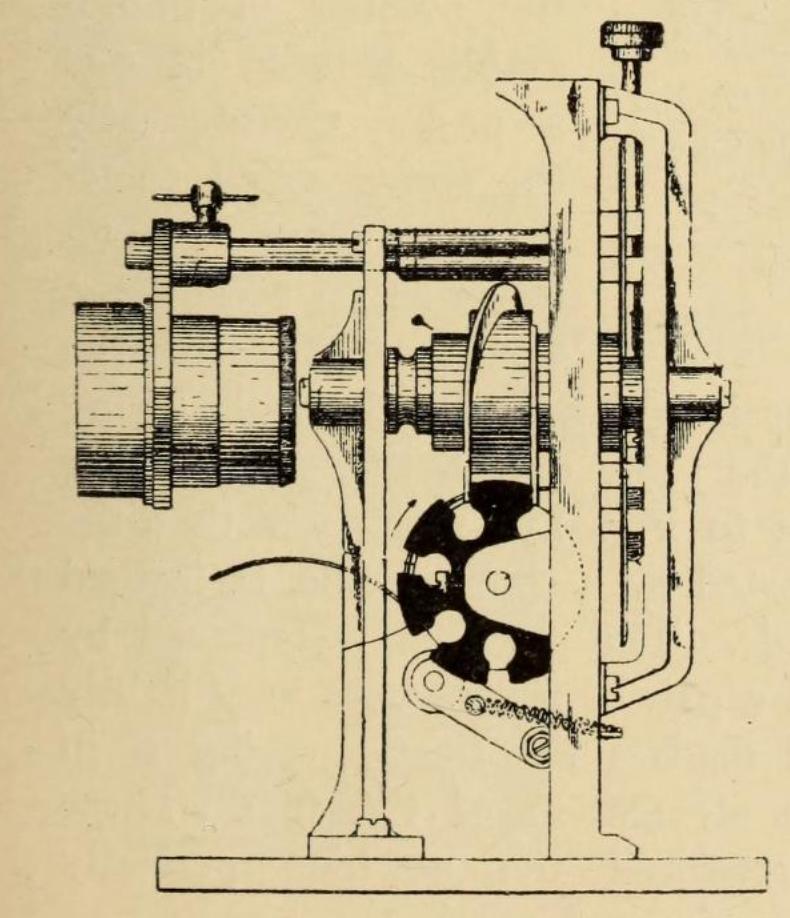 Rosenberg projector - interior