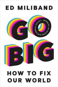 Go Big book jacket