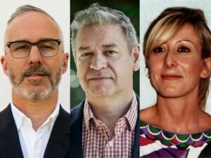 Dan Hill, Peter Madden, Antonella Radicchi
