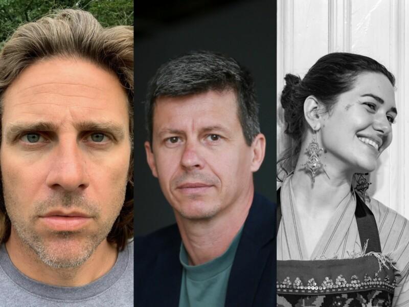 Aurélien Bellanger, Matevz Celik and Ilinca Păun Constantinescu