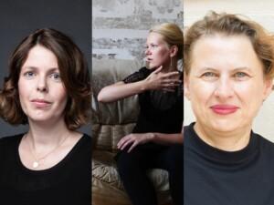 Fiona McDermott, Goda Palekaite and Monika Platzer