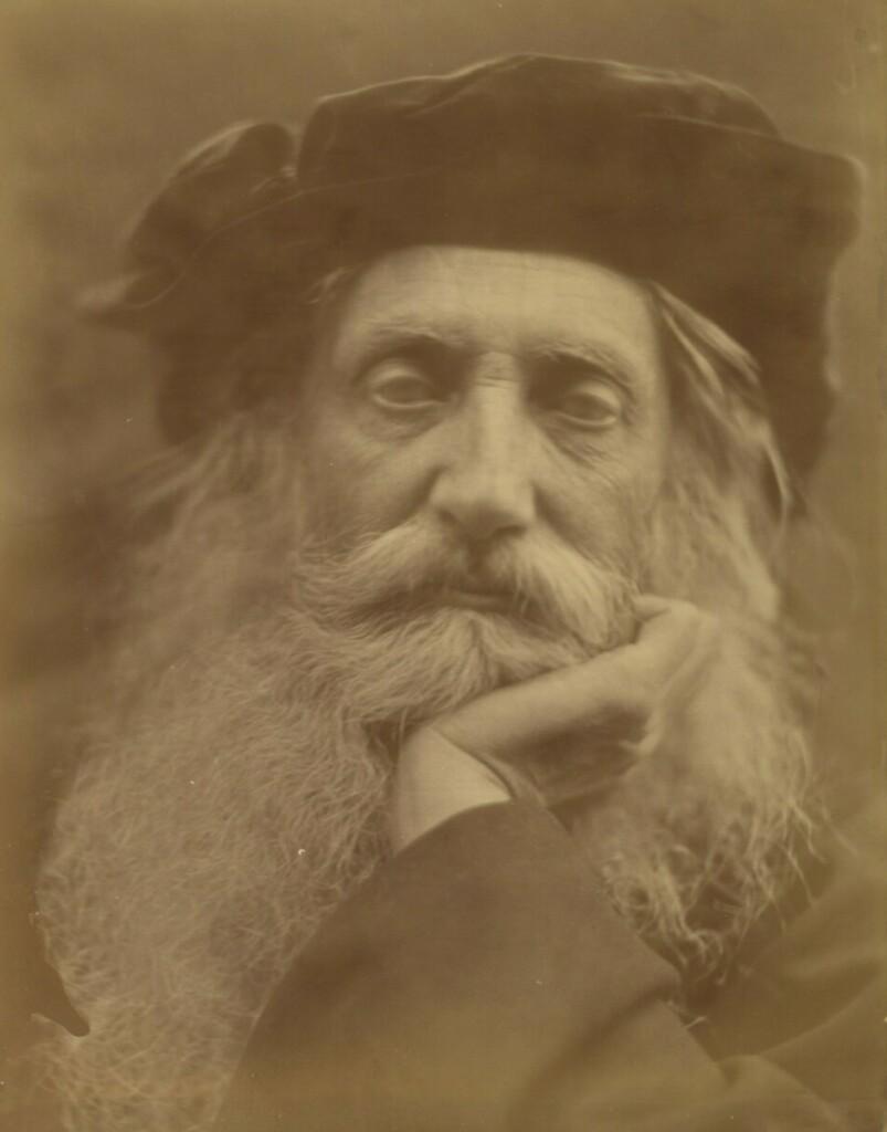 Portrait of Henry Taylor